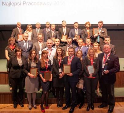 Znamy wyniki 9. edycji Badania Najlepsi Pracodawcy 2014!