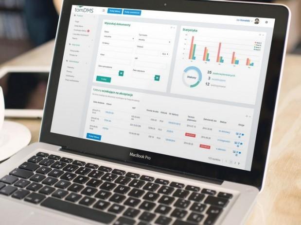 System Obiegu Faktur Kosztowych tomDMS