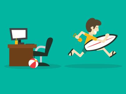 Obieg wniosku urlopowego – jak powinien wyglądać?