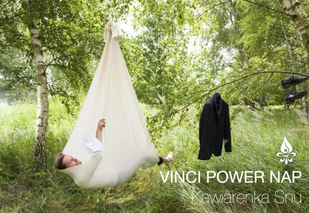 Vinci Power Nap - Kawiarenka snu 1a