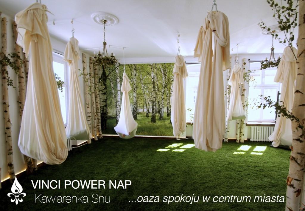 Vinci Power Nap - Kawiarenka snu 2a
