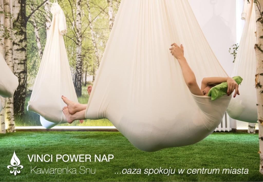 Vinci Power Nap - Kawiarenka snu 4a