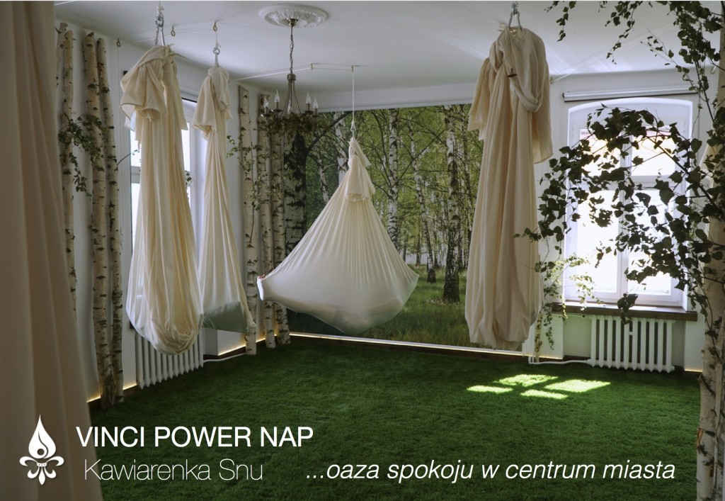 Vinci Power Nap - Kawiarenka snu 5a