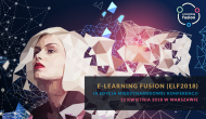 Jaka jest przyszłość cyfrowego nauczania? Konferencja ELF 2018