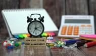 3 główne problemy zarządzania sobą wczasie