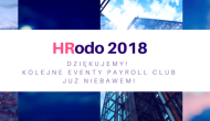 """""""HRodo 2018. Wpływ Rodo naHR"""""""