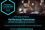 Bilety na konferencję FUTUREMAN w sprzedaży