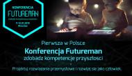 Bilety nakonferencję FUTUREMAN wsprzedaży